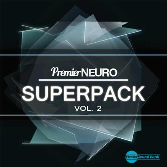 Premier Sound Bank Premier Neuro Superpack Vol 2 WAV